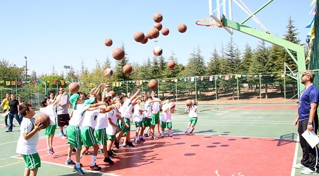 KAYITLAR DEVAM EDİYOR! Çankaya Belediyesi Yaz Spor Okulları'na İlk Günden Rekor Başvuru...