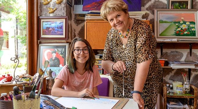 Sanatçı Nesiller Ulucanlar'da Yetişiyor