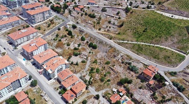 Altındağ Belediyesi'nden 8 Yeni Park Müjdesi