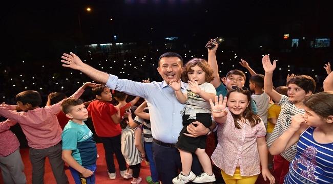Altındağ Belediyesi'nden Yaz Akşamı Şenlikleri