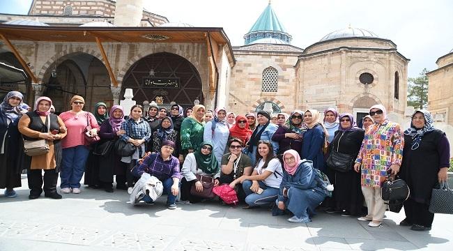 Altındağ'da İlk Kafileyi Murat Köse Ağırladı