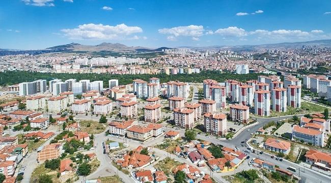 Altındağ'da Kentsel Dönüşüm