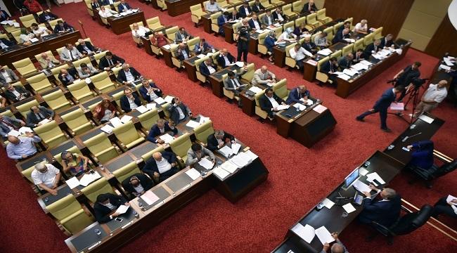 Ankara Büyükşehir Belediye Meclis Toplantısı'nın 2. Oturumu Gerçekleştirildi