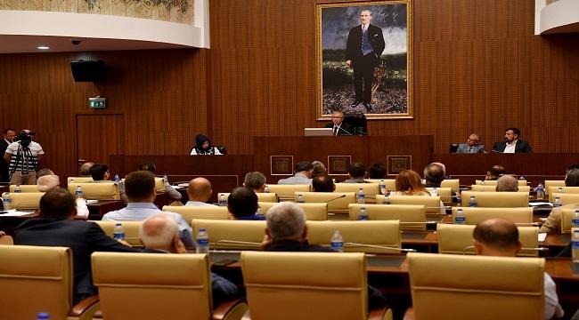 Ankara Büyükşehir Belediye Meclis Toplantısı'nın 3. Oturumu Gerçekleştirildi