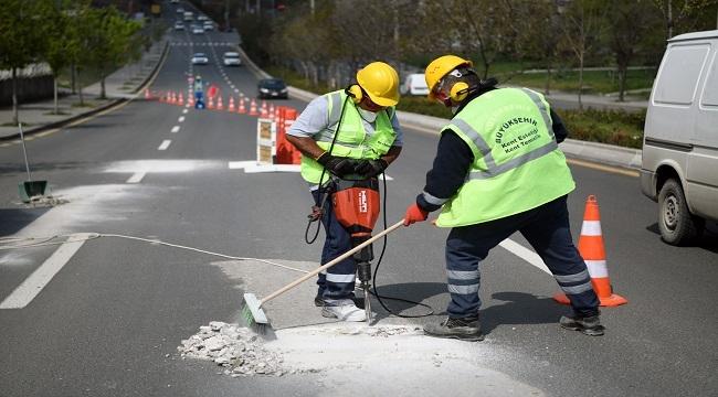 Başkent'te Güvenli Sürüş için Titiz Temizlik