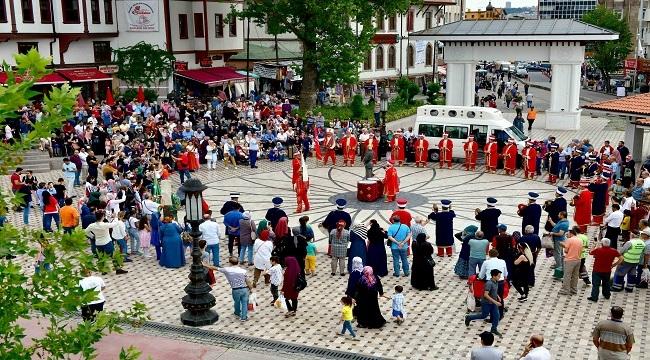 Büyükşehir Belediyesi'nin Yaz Etkinlikleri Devam Ediyor