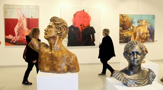 Çankaya'da 85 Bin Kişi Sanatla Buluştu