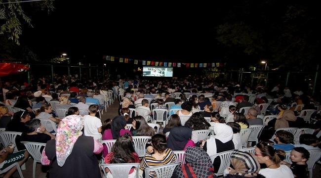 Çankaya'da Nostaljik Sinema Günleri Ağustos'ta da Devam Edecek