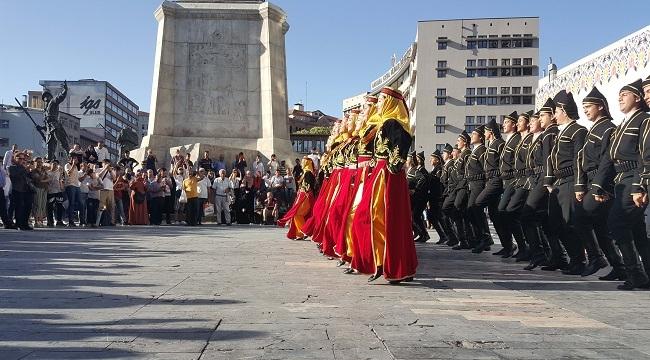 Çankaya'nın Dünya Şampiyonu Halk Dansları Topluluğu: Hoy-Tur