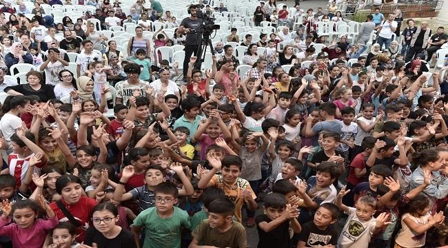 Mamak'ta Yaz Akşamı Eğlenceleri ve Yaz Sineması'na Vatandaşlar'dan Yoğun İlgi