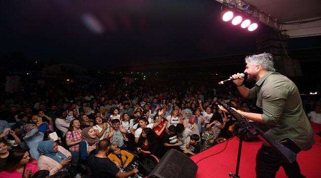 Yenimahalle'de Yaz Akşamlarına Konser Molası