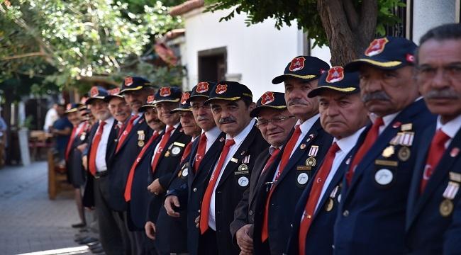 Altındağ'da Gaziler Unutulmadı