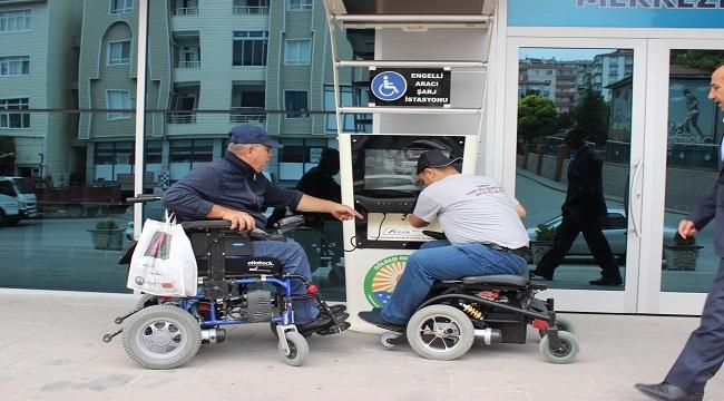 Gölbaşı'ndan Engellilere Büyük Kolaylık