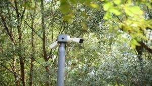 Kahramankazan Parklarına Kameralı Takip