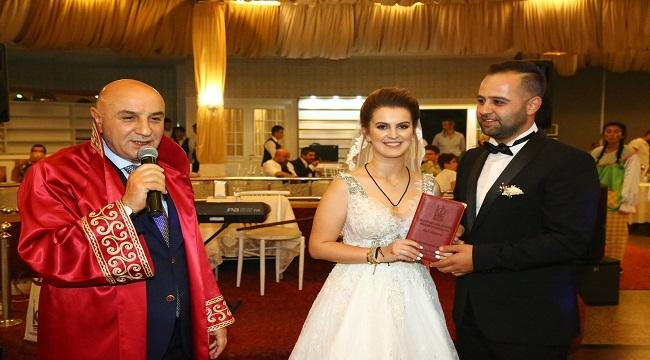 Keçiören Evlendirme Müdürlüğü'nde Yoğunluk
