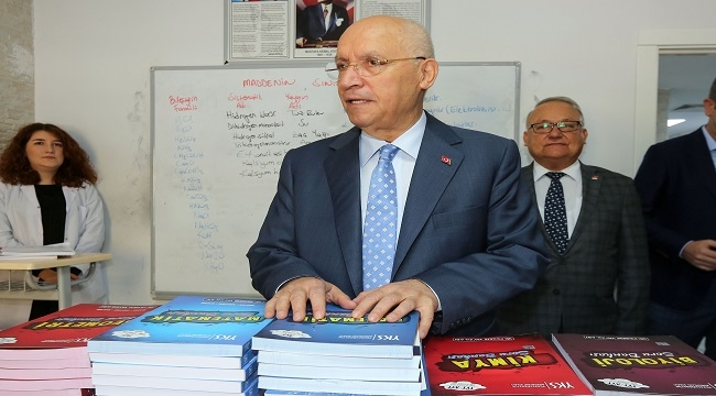 Yardımcı Kitaplar Fethi Yaşar'dan