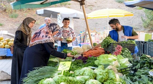 Altındağ'da Pazardan Eve Ücretsiz Servis