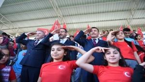 Altındağ Spor Şenliği'nde Tesis Müjdesi