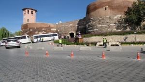 Ankara Kalesi ve Çevresine Estetik Dokunuşlar