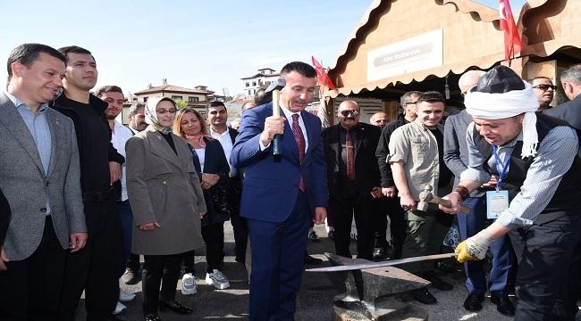 Asım Balcı: Ankara Kalesi'ni Canlı Tutacağız