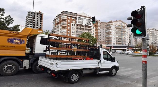 Başkent Trafiğinde 'Yeşil Flaş' Uygulamasına Son…