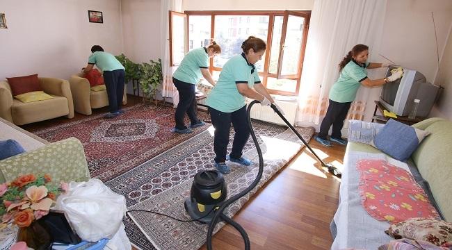 Çankayalılara Ev Temizliği Hizmeti