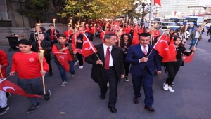 Cumhuriyet'in Kalbinde Coşkulu Kutlama