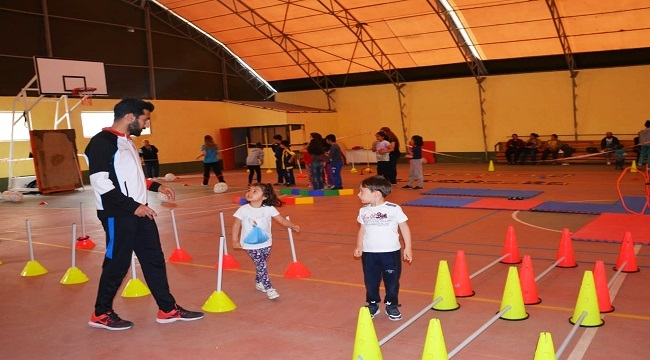 Keçiören'de Çocuk Atletizm Kursu Açılıyor
