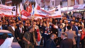 Tüm Keçiören Cumhuriyet Coşkusunda Buluştu