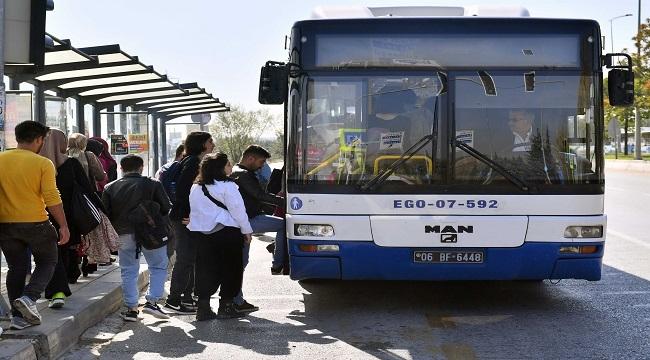 Mansur Yavaş'tan Öğrencilere Ekspres Ulaşım Müjdesi