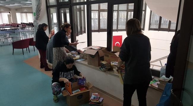 Başkentli Kadınlardan Sosyal Yardım Atağı