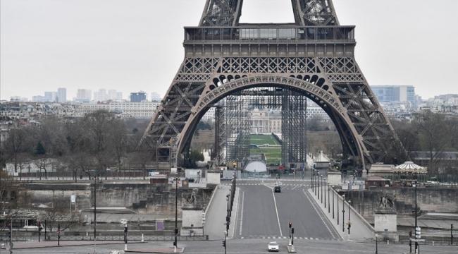 Fransa'da korona virüsü nedeniyle ölü sayısı 860'a ulaştı