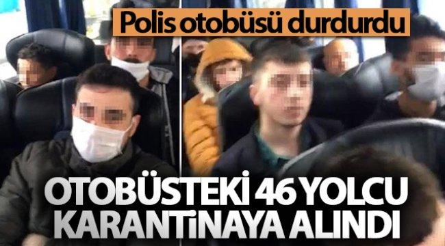 Gaziantep'te seyahat kısıtlamasına uymayanlara ceza