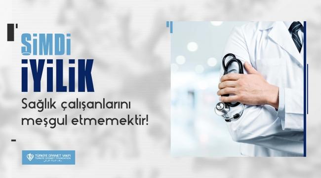 Türkiye Diyanet Vakfı'ndan korona virüse karşı farkındalık çağrısı