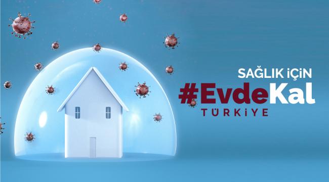 #EvdeKal Türkiye