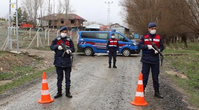 """İçişleri Bakanlığı: """"5 ilimizdeki 6 yerleşim yerinde karantina uygulaması sona erdi"""""""