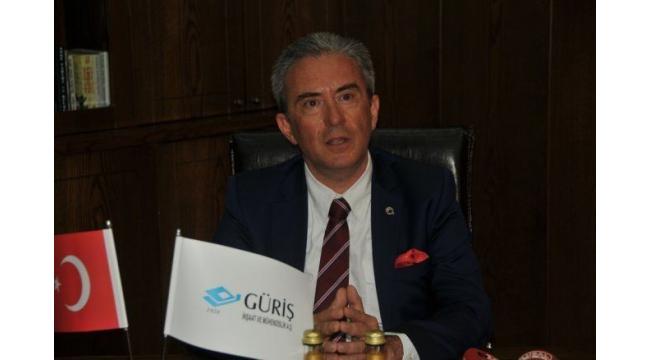 """""""Türkiye'nin temiz ve yenilenebilir enerji potansiyeline inanıyoruz"""""""