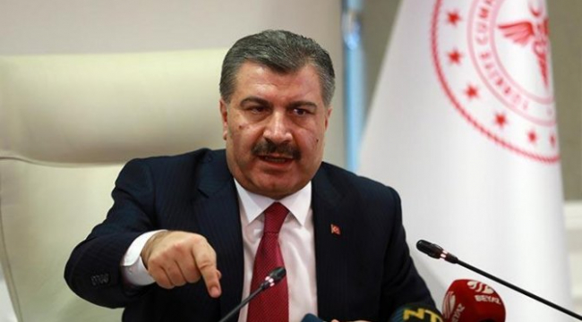 """Sağlık Bakanı Koca: """"Yasa teklifi ile sağlık personelimize güvence sunma hazırlığında olan yüce Meclisimize şükran borçluyuz"""""""