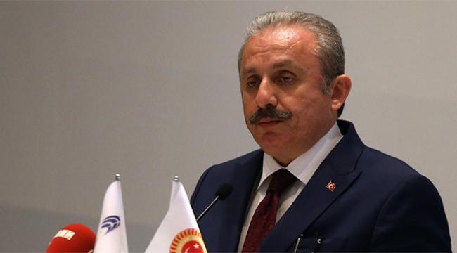 TBMM Başkanı Şentop, CHP Sözcüsü Öztrak'a cevap verdi