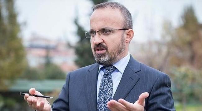 AK Parti Grup Başkanvekili Turan'dan gündeme dair açıklamalar