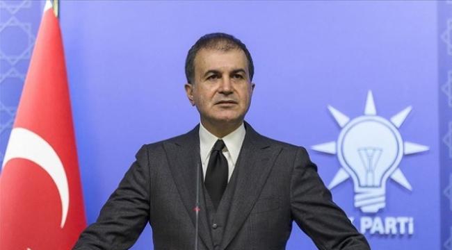 AK Parti Sözcüsü Çelik: