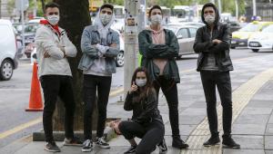 Ankara'da 15-20 yaş arasındaki gençler sokağa çıktı