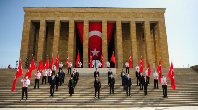 Bakan Kasapoğlu, Anıtkabir'i ziyaret etti - GÜNCEL - Haber Ankara