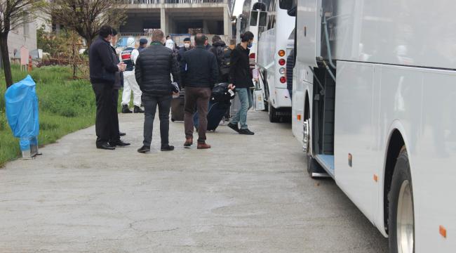 Cezayirli 114 kişinin karantina süreci bitti