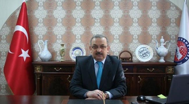 Diyanet-Sen Genel Başkanı Mehmet Bayraktutar :