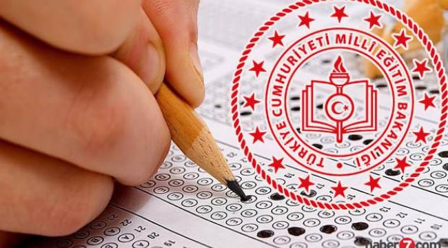 """Milli Eğitim Bakanı Selçuk: """"LGS'de her öğrenci kendi okulunda sınava girecek, sınav bilgileri e-okul üzerinden açıklanacak"""""""