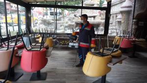 Pursaklar'da işletmeler hizmet vermeye hazır