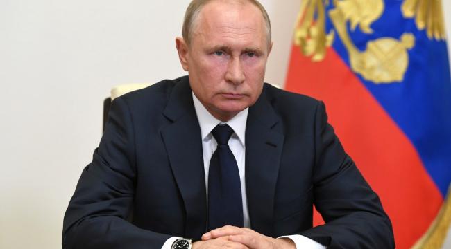 """Rusya Devlet Başkanı Putin: """"12 Mayıs'tan itibaren tatil bitiyor"""""""