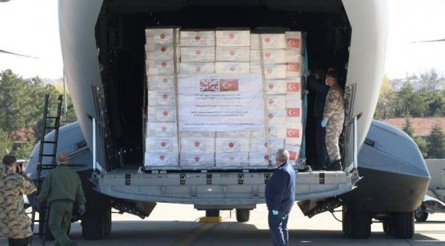 Sağlık Bakanlığı İngiltere'ye gönderilen ekipmanlara ilişkin iddiaları yalanladı