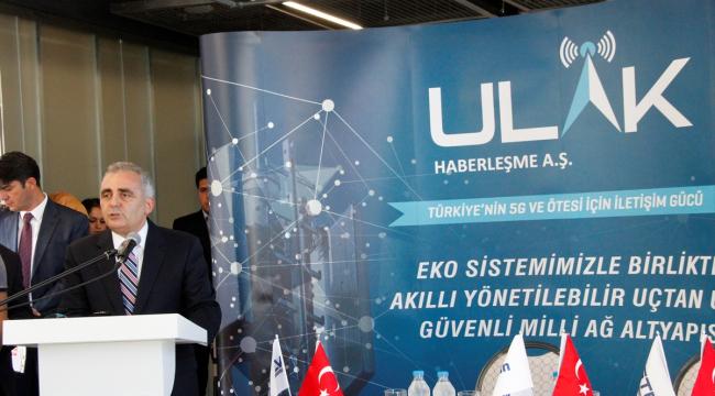 Türkiye 5G'yi 2021'de kullanacak